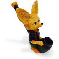 Resin Pipe - Fox