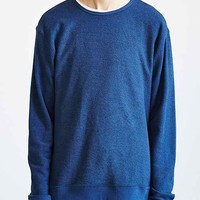 BDG Side Zip Crew Neck Sweatshirt-
