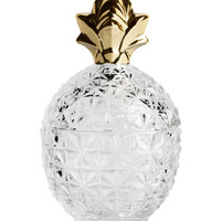 H&M Glass Pineapple Jar $12.99