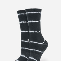 Stance Penny Womens Socks Black One Size For Women 26660110001
