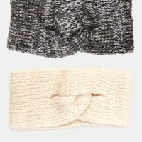 ASOS 2 Pack Knitted Headband