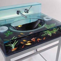 Wall Aquariums | Wall Mounted Aquarium   Opulentitems.com