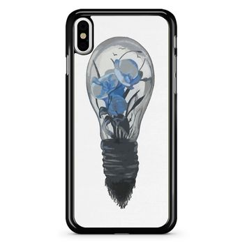 Shawn Mendes Lightbulb Tattoo iPhone X Case