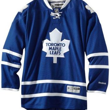 Toronto Maple Leafs Home Blue Reebok Premier Hockey Jersey
