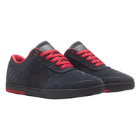 HUF Hufnagel 2 // Dark Navy / Tango Red Sneakers