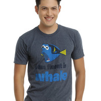 Disney Finding Dory Fluent In Whale T-Shirt