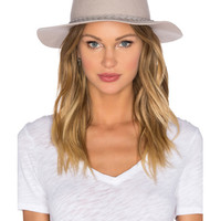 She's Twisted Fedora in Oyster