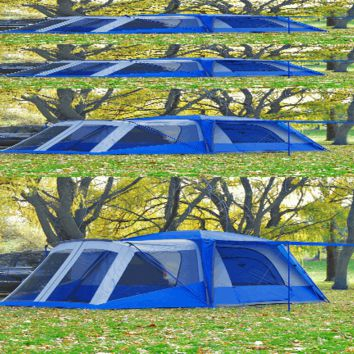 All Things Jeep - Sportz 84000 SUV Tent w/Screen Room for Jeep Wrangler, Grand Cherokee, Commander, Liberty, Patriot & Compass