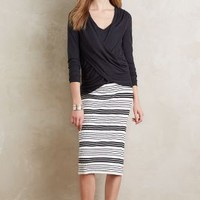 Akemi + Kin Draped Crossfront Top