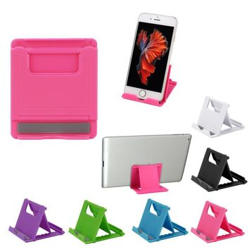 Foldable Phone Stand Bracket For iPhone or Samsung