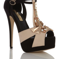 Palm Springs Embellished Heel - View All  - Shoes