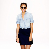 KEEPER CHAMBRAY SHIRT