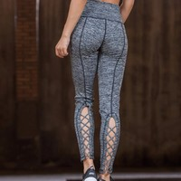 Women Yoga Pants Active Running Workout Fitness Leggings Dance Pants