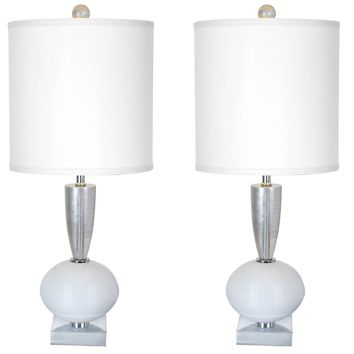 Van Teal 130872PR Odessa 31 Table Lamps Set