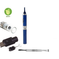 Z-Star Dry Herb Vaporizer Kit Blue