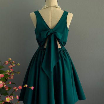 A Party V - Lolita Dress Sweet Lolita Backless Dress Pine Green Dress Pine Green Bridesmaid Dress Green Party Dress Green Summer Dress XS-XL