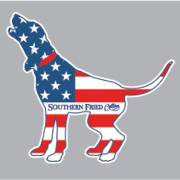 American Hound - Decal