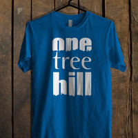 One Tree Hill Blue For Mens T Shirt and Womens T Shirt *76*
