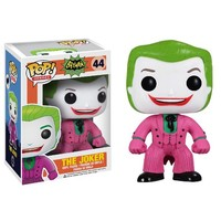 Joker: Funko POP! Batman 1966 Classic TV Vinyl Figure