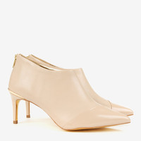 Pointed ankle boots - Light Brown | Shoes | Ted Baker
