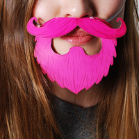 Awesome Party Beards | HOTTT.COM