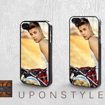 Phone Cases, iPhone 5 Case, iPhone 5s Case, iPhone 4 Case, iPhone 4s case, Justin bieber, iPhone Case, Skins, Case for iphone, Case No-847