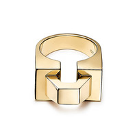 Tiffany & Co. - Out of Retirement™:Block Ring