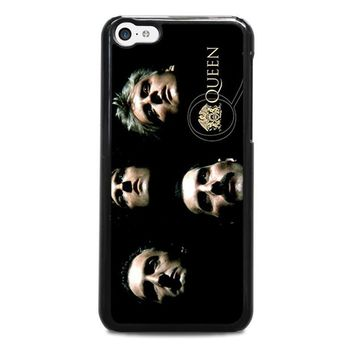 queen iphone 5c case cover  number 1