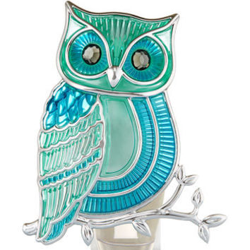 BLUE OWL NIGHTLIGHTWallflowers Fragrance Plug