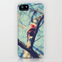 Winter Sonnet iPhone Case by Beth - Paper Angels Photography
