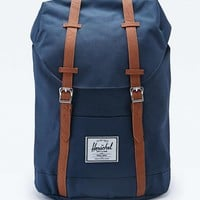 Herschel Supply co. Retreat Navy Backpack - Urban Outfitters