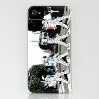 Astro Road iPhone Case by Florever | Society6