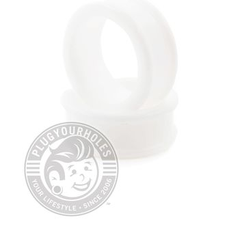 White Silicone Tunnels