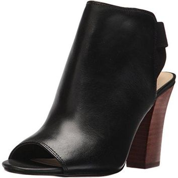 Women's Zofee Leather Ankle Boot Nine West