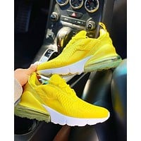 nike air max 270 Gym shoes
