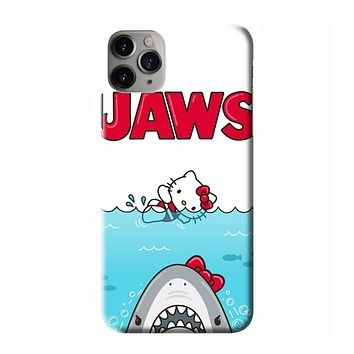 JAWS HELLO KITTY iPhone 3D Case Cover