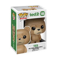 Ted POP! Movies #188 Vinyl Figure