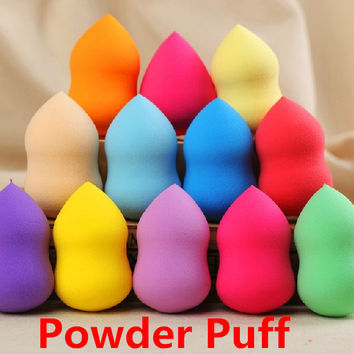 3 pcs/lot Makeup Sponge Foundation Blender