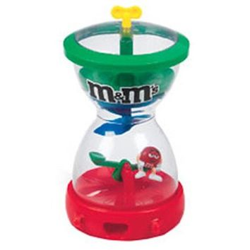 M&M's World Fan Machine Candy Dispenser New with Tags