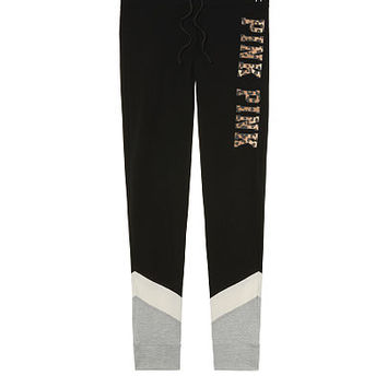 Campus Yoga Leggings - PINK - Victoria's Secret