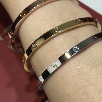 Cartier Love Bracelet Small Model