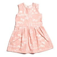 Essex Dress - The Farm Next Door Blush Pink