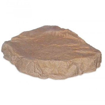 "Fake Rock Artificial Stone Skimmer and Septic Lid Cover - 108 (Autumn Bluff) (6""H x 27""W x 31""D)"