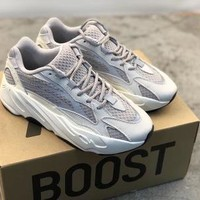 ADIDAS YEEZY 700 Tide brand couple sneakers retro old shoes 3#