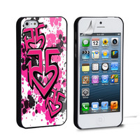 R5 Load Band iPhone 4 5 6 Samsung Galaxy S3 4 5 iPod Touch 4 5 HTC One M7 8 Case