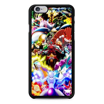 Every Legendary Pokemon iPhone 6/6S Case