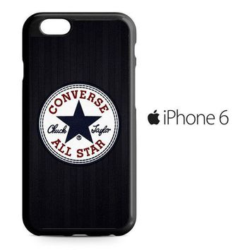 DCCK8NT converse all star logo iphone 6 case