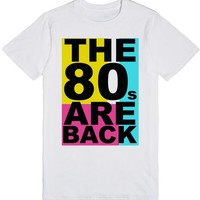the 80s are back