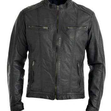 Wilsons Mens Leather Jacket