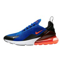Nike Air Max 270 Racer Blue Crimson | AH8050-401 Sport Running Shoes - Best Online Sale